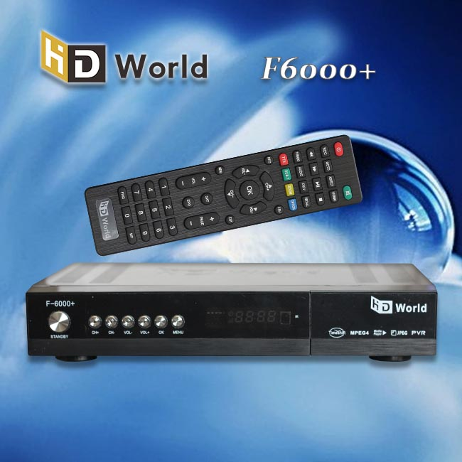 F6+ F6000-Software Download-Download-HDWORLD